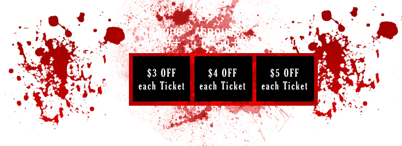 MN Haunted House Group Ticket Prices